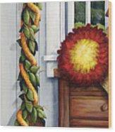 Hawaiian Still Life Panel Wood Print by Sandra Blazel - Printscapes