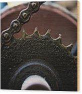 Industrial Revolution Wood Print by Odd Jeppesen