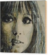 Isnt't It Pity Wood Print by Paul Lovering
