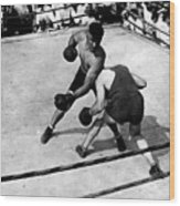 Jack Dempsey Wood Print by Granger