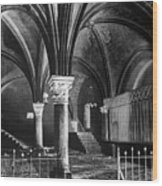Jerusalem: Last Supper Wood Print by Granger