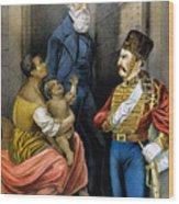 John Brown (1800-1859) Wood Print by Granger