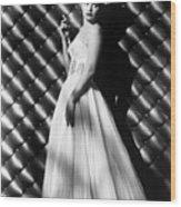 Lucille Ball, Ca. 1950s Wood Print by Everett