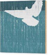 No011 My Blade Runner Minimal Movie Poster Wood Print by Chungkong Art