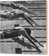 Olympic Games, 1972 Wood Print by Granger