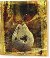 Pear Wood Print by Bernard Jaubert
