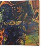 Sir Gaiwan Wood Print by David Matthews