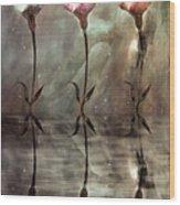 Still Wood Print by Jacky Gerritsen