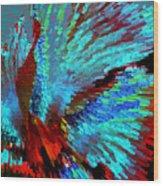 The Dance Wood Print by Gerlinde Keating - Galleria GK Keating Associates Inc