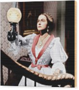 The Heiress, Olivia De Havilland, 1949 Wood Print by Everett