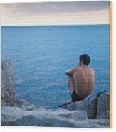 The Sicilian Wood Print by Neil Buchan-Grant