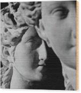 The Three Graces Wood Print by Roman School