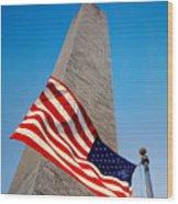 Washington Monument Wood Print by Ilker Goksen