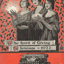 The Advertising Archives -  1920s Usa Underwood Typewriters