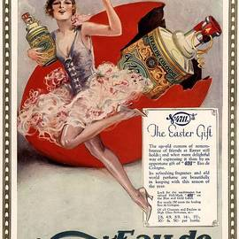 The Advertising Archives -  1928 1920s Uk 4711 Eau De Cologne Art