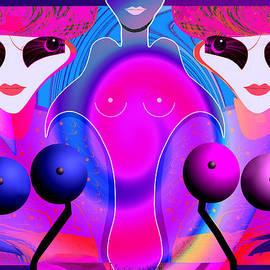 Irmgard Schoendorf Welch -  971  -  Psycho Tits
