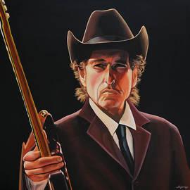 Bob Dylan 2 by Paul Meijering