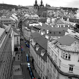 Don Kenworthy -  Cars of Prague