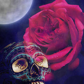 Jeanette K -  Dia De Muertos Day of the Dead