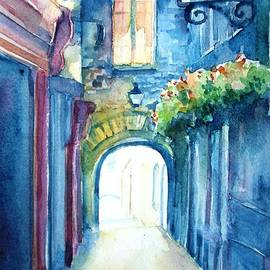 Trudi Doyle -  The Butter Slip Medieval Archway Kilkenny City