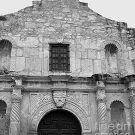 Mission San Antonio de Valero San Antonio Texas 1 by Jennifer E Doll