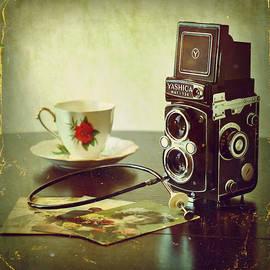 My Morning Tea by Von McKnelly