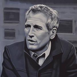 Paul Newman by Paul Meijering