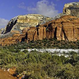 Bob and Nadine Johnston -  Red Rock-Secret Mountain Wilderness
