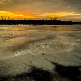 Rosedale Lake II by Theodore Lewis