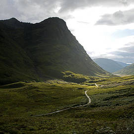 The Highland  - Glencoe by Dubi Roman