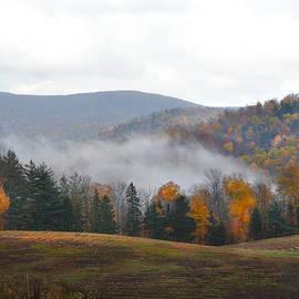 Marjorie Tietjen -  Vermont Morning