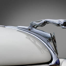 Frank J Benz - 1936 Ford Greyhound Hood Ornament