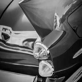 Jill Reger - 1957 Dual Ghia Sport Taillight