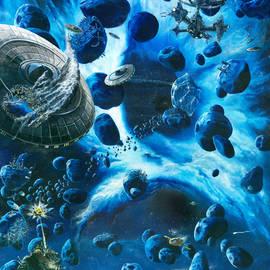 Alien Pirates  by Murphy Elliott