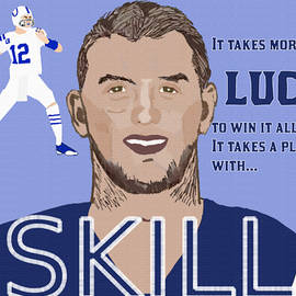 Billy Cooper Rice - Andrew Luck Skill