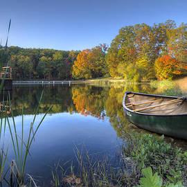 Debra and Dave Vanderlaan - Autumn Lake
