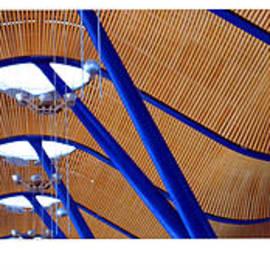 Tina M Wenger - Barajas Ceiling