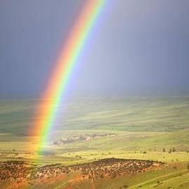 Big Horn Rainbow by John Stephens