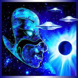 Hartmut Jager - Blue Dimension