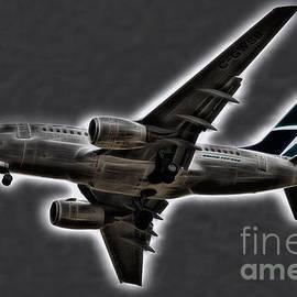 Boeing 737 by Les Palenik
