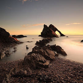 Bow Fiddle Rock by Grant Glendinning