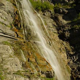 Nick  Boren - Bridal Veil Falls