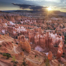 Bryce at sunrise by Boris HD Photography