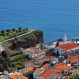 Camara da Lobos Madeira by Ros Drinkwater