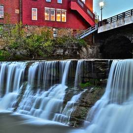 Chagrin Falls by Frozen in Time Fine Art Photography
