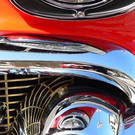 Classic Car As Art by Jeff Lowe