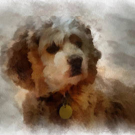 Thomas Woolworth - Cocker Spaniel Photo Art 01