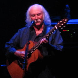 David Crosby by Melinda Saminski