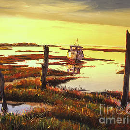 David Lloyd Glover - Dawn At Saltmarsh
