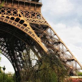 Eiffel Glow by Timothy Hacker